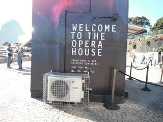 WELCOME TO THE OPERA HOUSE
