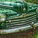 Green Ford Sedan_HDR