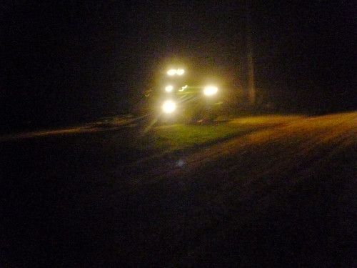 Night Field Work