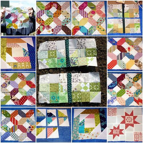 Quilt Blocks May 2013