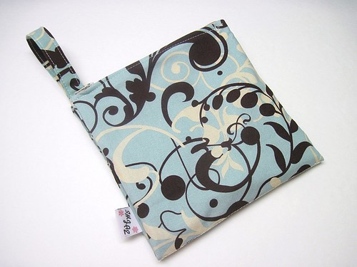 Faraway Scroll New Style Mama Wet Bag