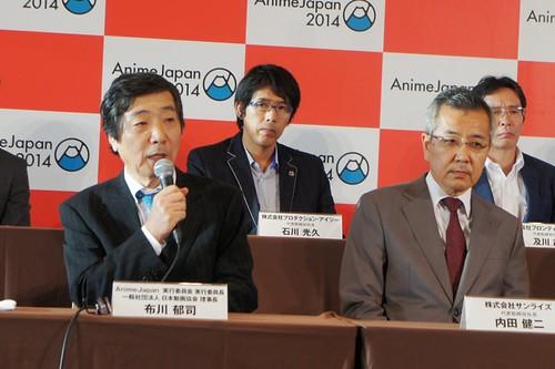 131010(1) - 分裂3年、東京國際動畫展&動畫內容博覽會合併「AnimeJapan 2014」於2014/3/22、3/23歡喜舉辦! 2 FINAL
