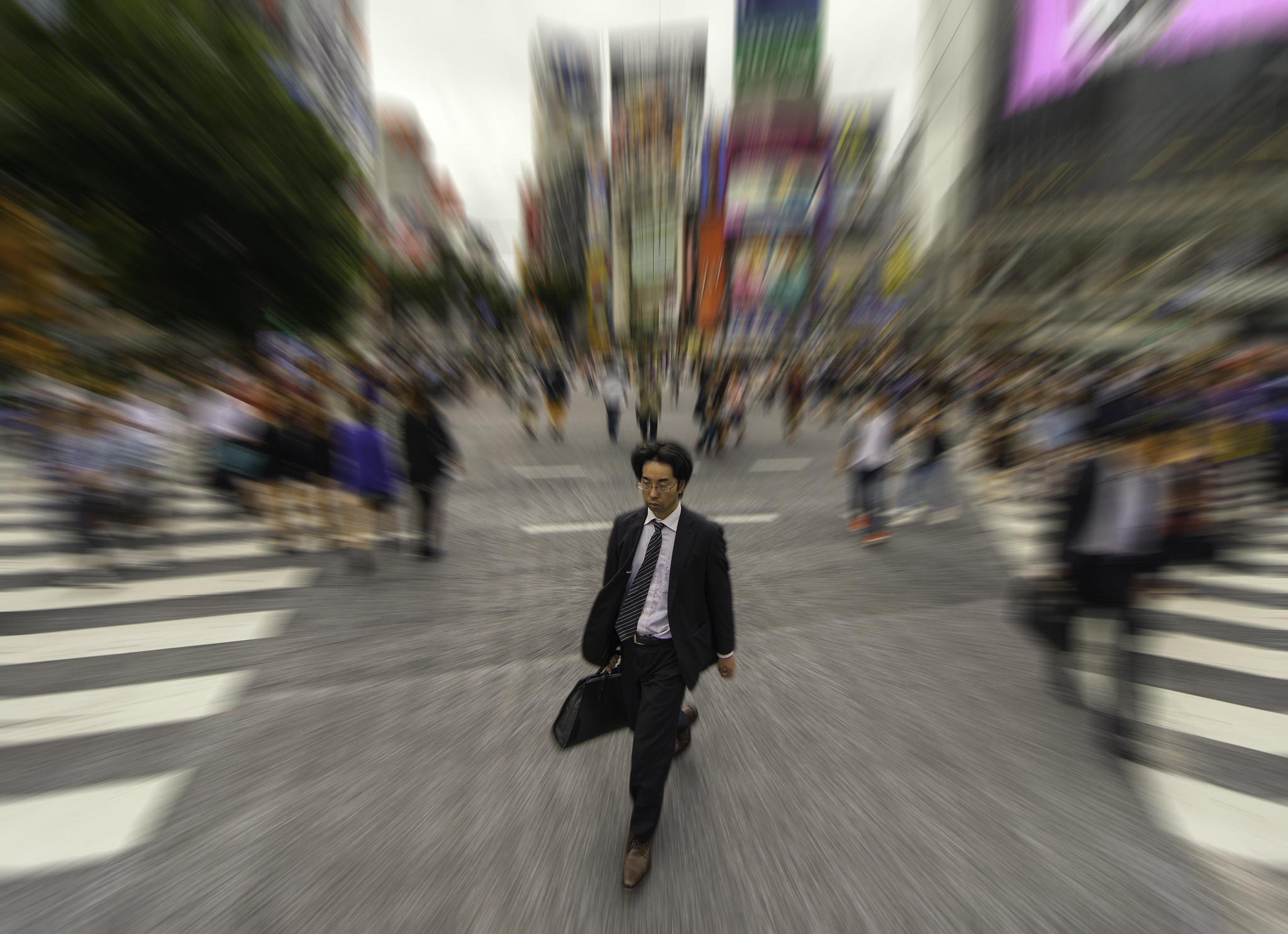 Shibuya Street Zoom