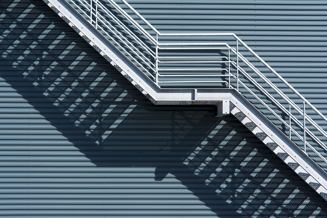 Staircase and schadow
