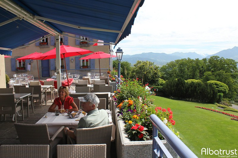 photo du golf Golf Club Esery - Bar - Restaurant
