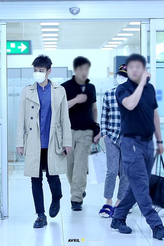 Big Bang - Gimpo Airport - 07jun2015 - TOP - avril_gdtop - 04