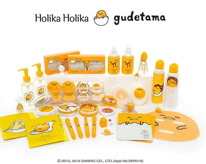 Holika Holika-蛋黃哥1
