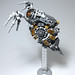 LEGO Mech Daphnia pulex-12