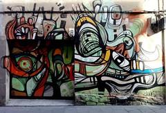 Graffiti Streetphotography Streetart Barcelona Gracia