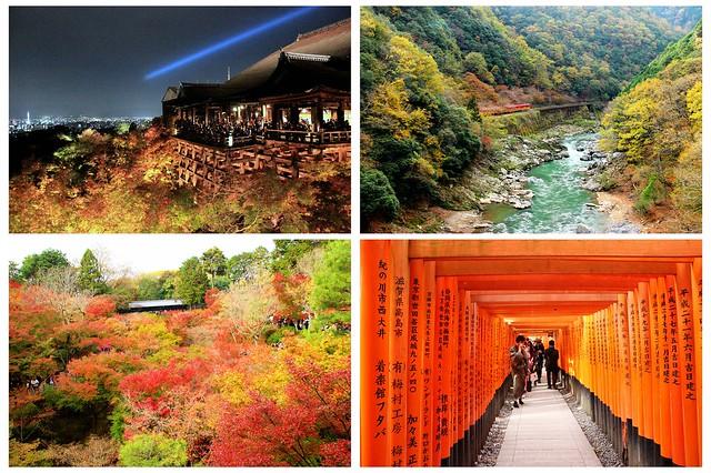 日本京都大阪