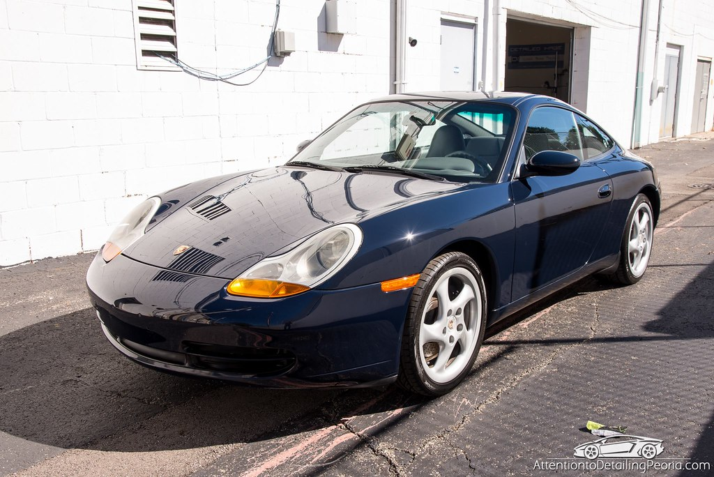 ATD | Porsche 996 finished