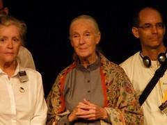Bolyaisok találkozása Jane Goodallal 2015.06.15.