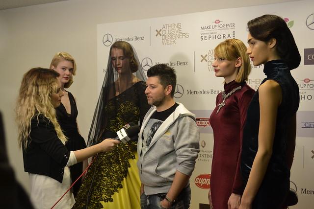 Notis Panayiotou interview