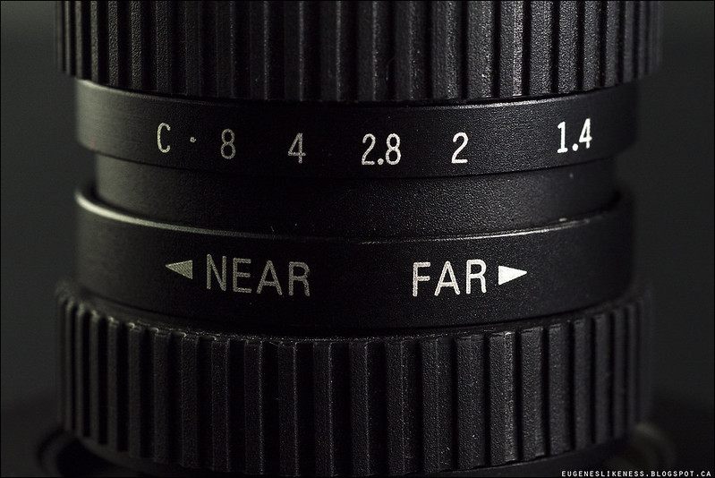 SLR Magic 26mm f/1.4 Toy Lens