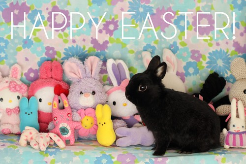 Happy Easter! by Jeni Baker