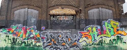 Граффити Берлин0754