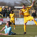 Sutton v Boreham Wood - 01/04/13