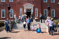 Easter Egg Hunt at Government House