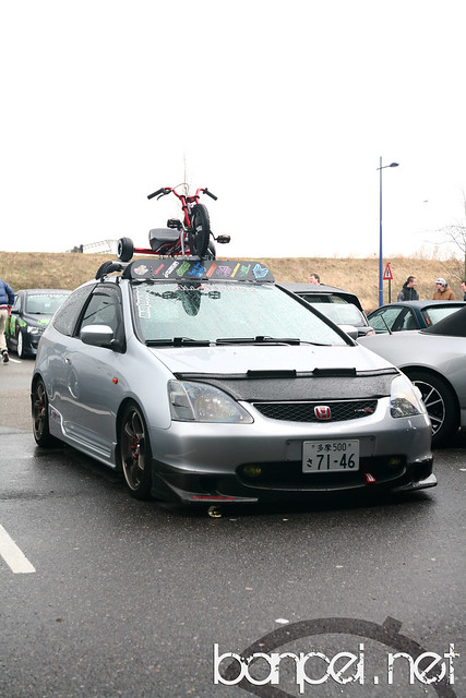 Wangan Warriors: Honda Civic EP
