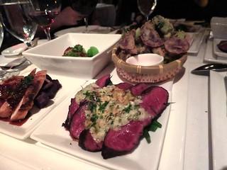 Steak bento