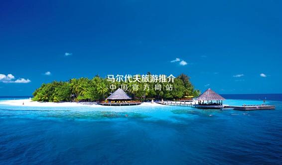 伊瑚鲁岛悦椿庄酒店[Angsana Ihuru]岛屿全貌