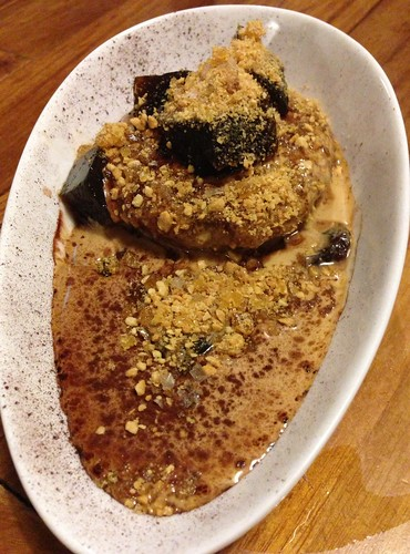 Artichoke's Date Pudding