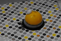 Tarte au citron / Effet jaune