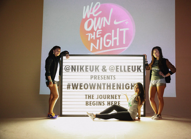 nike we own the night