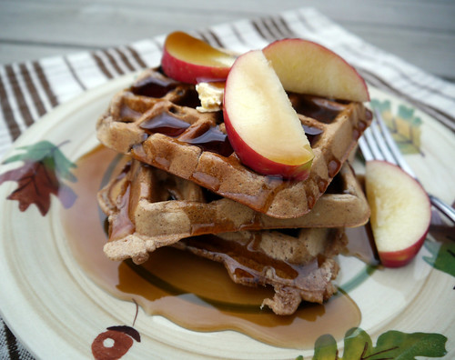 2013-04-07 - BGV Spiced Apple Waffles - 0002