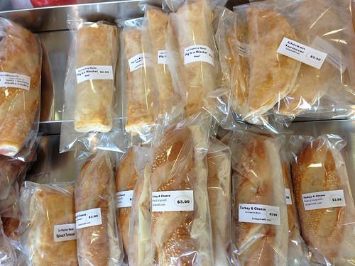 Le Caprice sandwiches