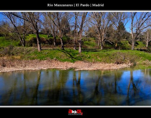 Río Manzanares | El pardo | Madrid by alrojo09