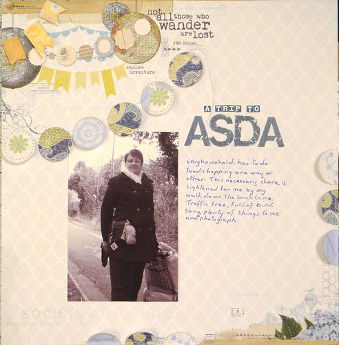 A trip to ASDA