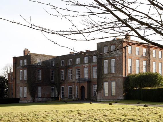 Glemham Hall Front