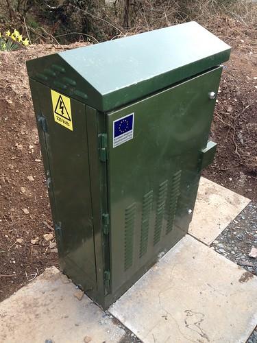 ERDF Broadband infrastructure in Cornwall