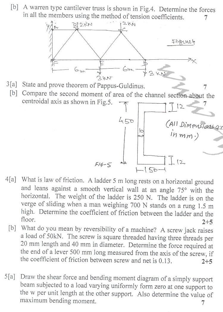 DTU Question Papers 2010 – 2 Semester - End Sem - CE-114