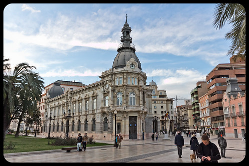 Cartagena, Ayuntamiento. Murcia