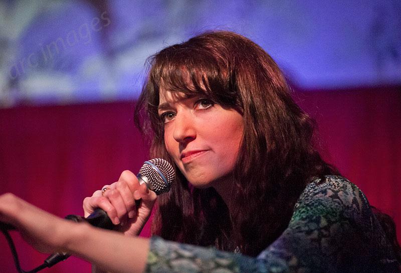 Rachel Zeffira, Deaf Institute, Manchester 10-4-13