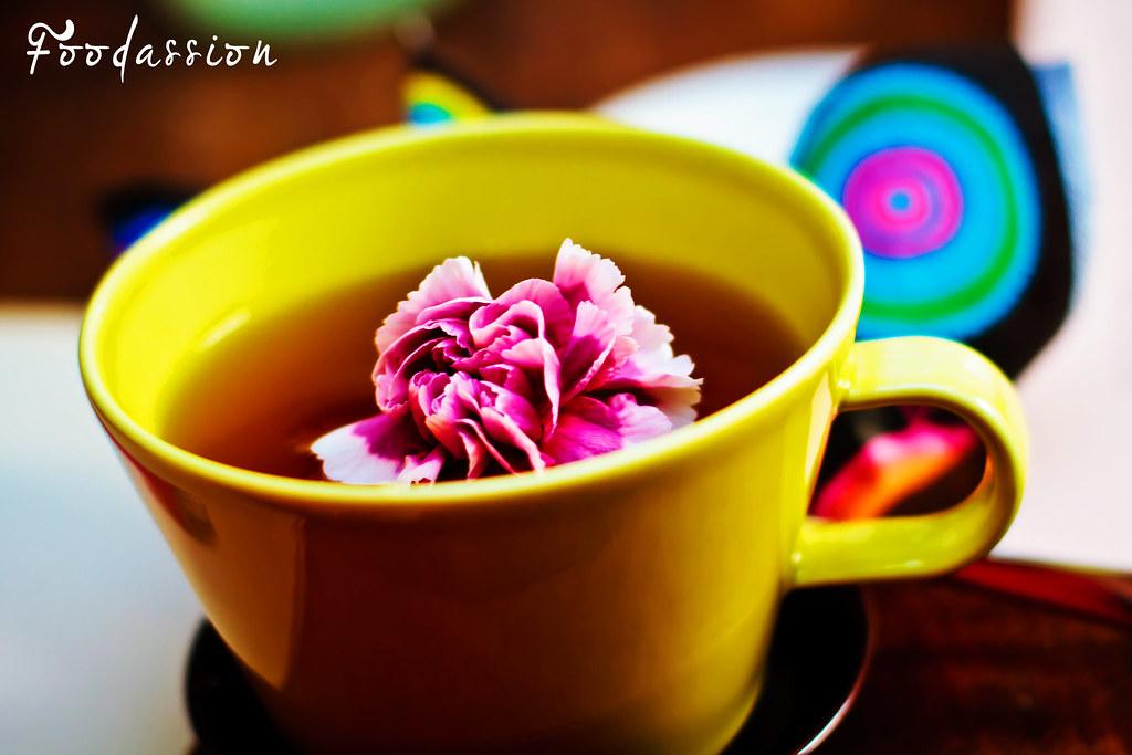 Tea With Sweetheart