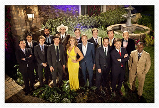 Burning Love cast