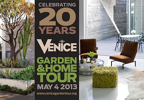 Venice Garden and Home Tour 2013