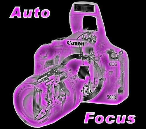Auto Focus Level 8