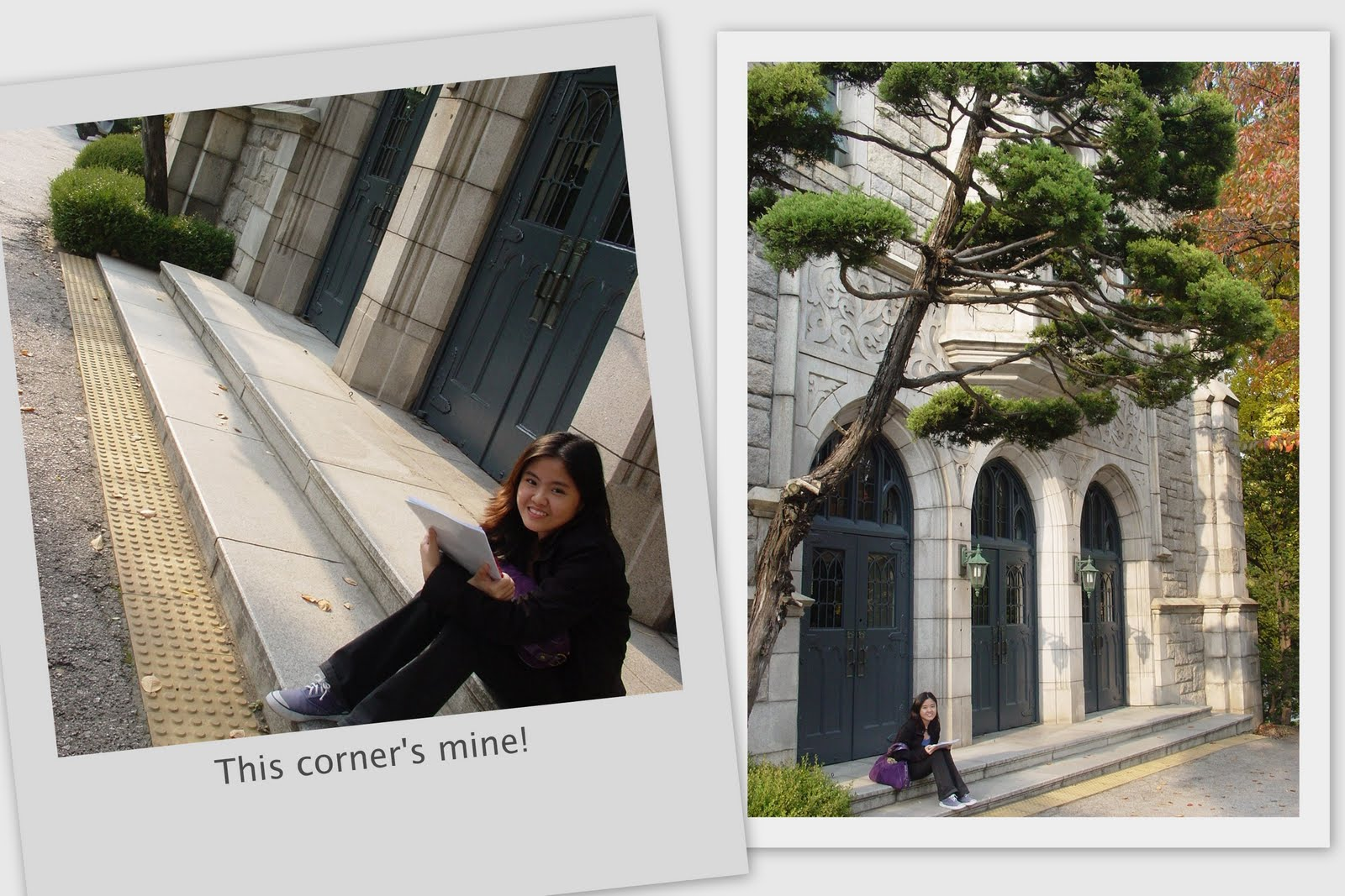 28 university tour-yongik,ewha,hankuk2
