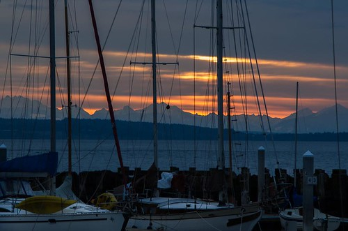 sunrise washington nikon porttownsend 2013