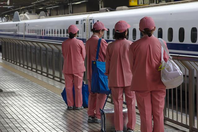 0617 - En el shinkansen