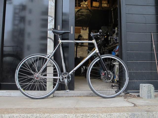 Tommy's Polobike custom