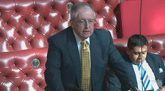 House of Lords Libel Reform Debate