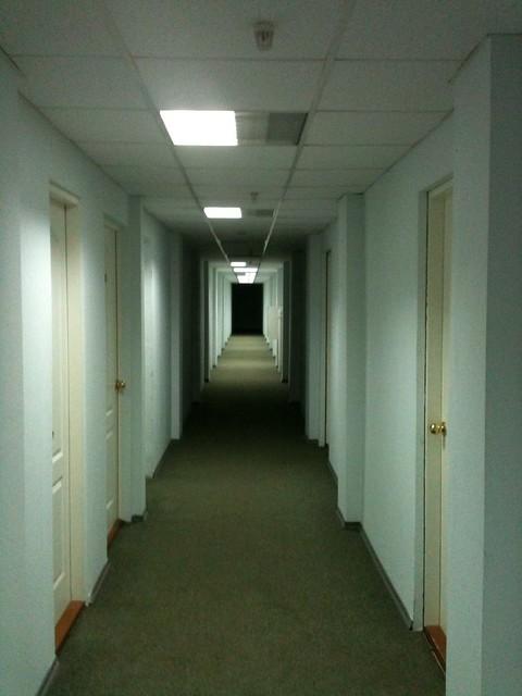 Chernobyl Interinform Hotel
