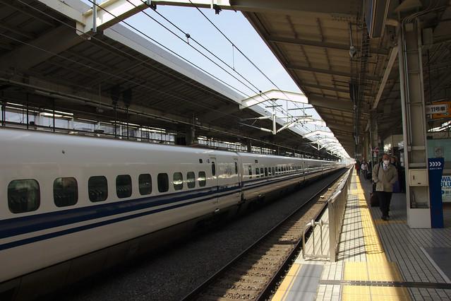 1128 - En el shinkansen