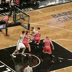 Brooklyn Nets Vs Chicago Bulls 4 22 13