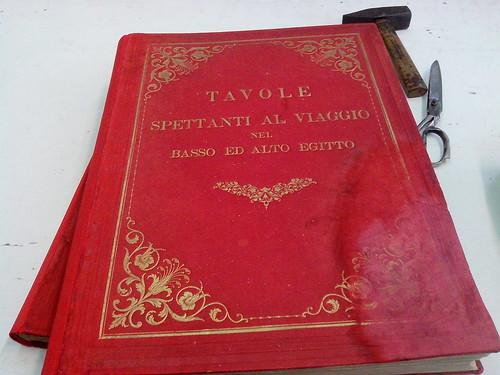 Tavole, spettanti al viaggio by Ylbert Durishti